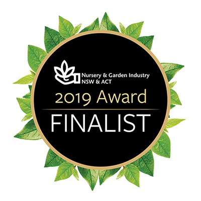 2019 Awards Finalist