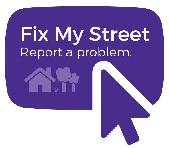 Report a problem to Acces Canberra via Fix My Street