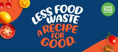 Less food waste - a recipe for good